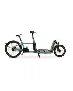 Carqon Flatbed elektrische transportfiets
