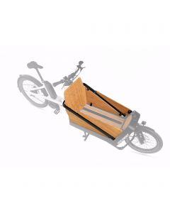Bamboo baggage box