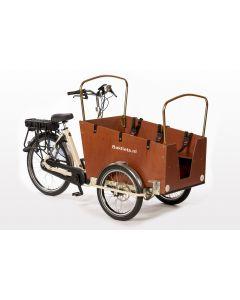 Daycare Trike Steps elektrische bakfiets
