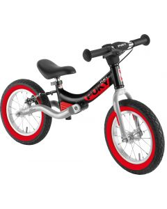 LR Ride Learner Bike met Handrem Zwart