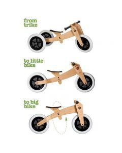 Bike 3 in 1 loopfiets
