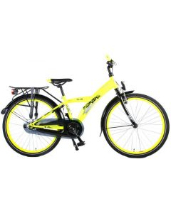 Thombike City Neon 24 inch Geel