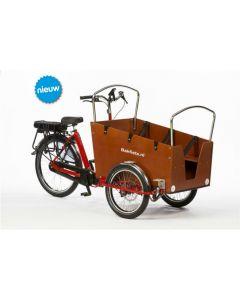 Bakfiets.nl Elektrische Bakfiets Daycare Steps