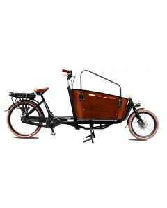 Vogue E-bike Carry tweewieler middenmotor
