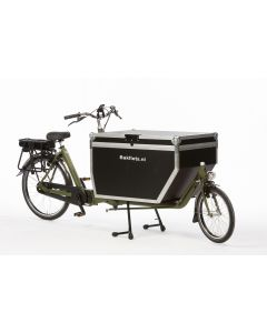 FlightCase voor Cargobike Long