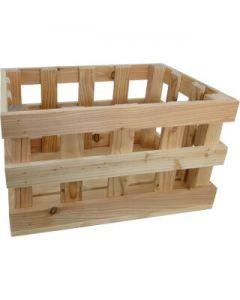 Transport krat houten raster