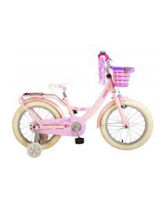 16 inch meisjesfiets roze